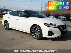 New 2019 Nissan Maxima 3.5 Platinum Sedan for sale or lease in Triadelphia, WV near Washington PA