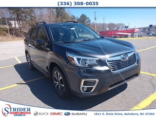 New 2019 Subaru Forester Limited SUV S8715 for sale in Asheboro, NC