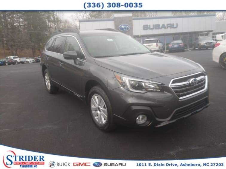 New 2019 Subaru Outback Premium SUV for sale in Asheboro, NC