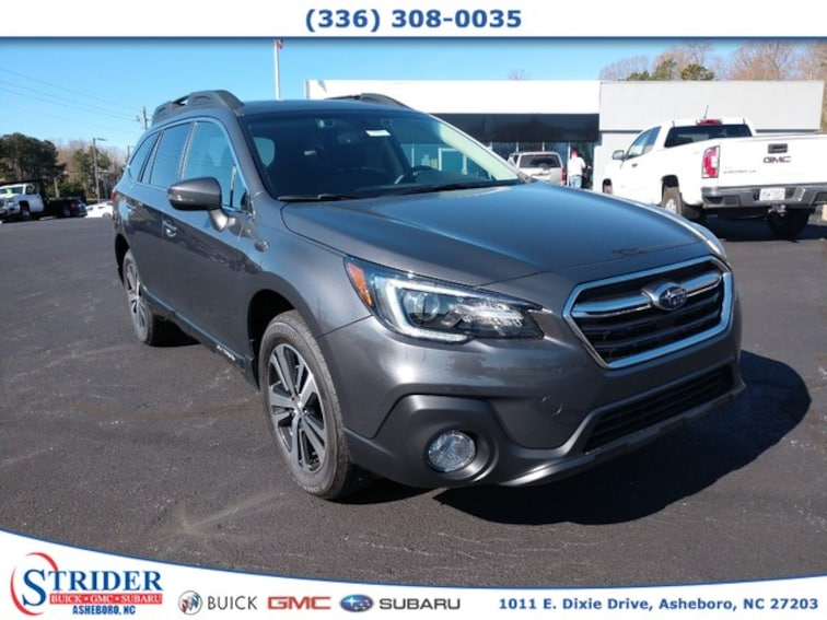New 2019 Subaru Outback Limited SUV for sale in Asheboro, NC