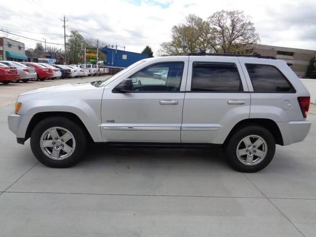 ... Used 2006 Jeep Grand Cherokee Laredo SUV In Asheboro ...