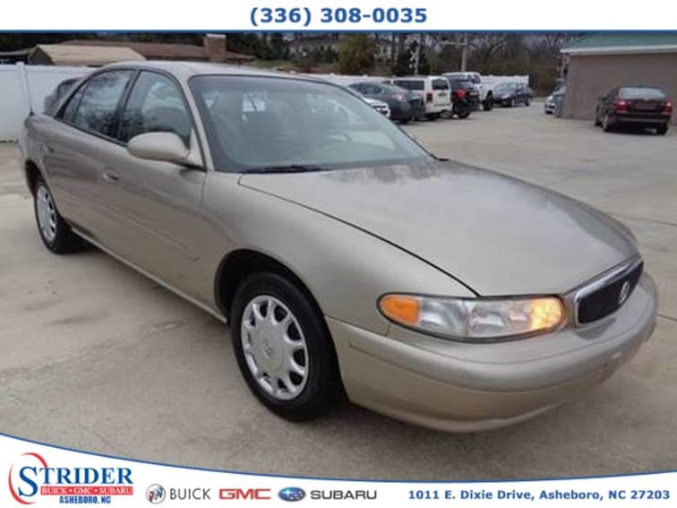 Used 2003 Buick Century Custom Sedan in Asheboro