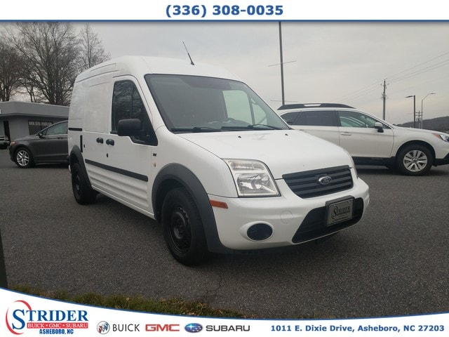 2013 Ford Transit Connect XLT Minivan/Van