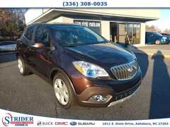 Used 2015 Buick Encore Convenience SUV KL4CJBSB8FB268225 for sale in Asheboro, NC