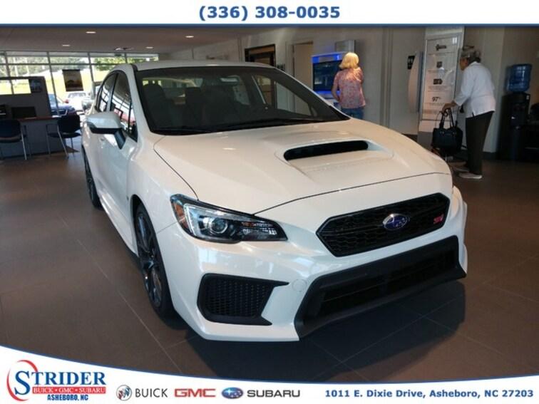 New Subaru WRX For Sale In Asheboro NC Near Greensboro - Car show greensboro