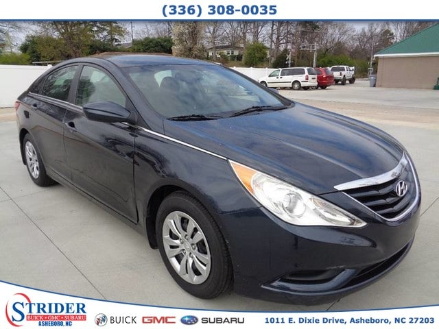 Used 2012 Hyundai Sonata GLS Sedan In Asheboro