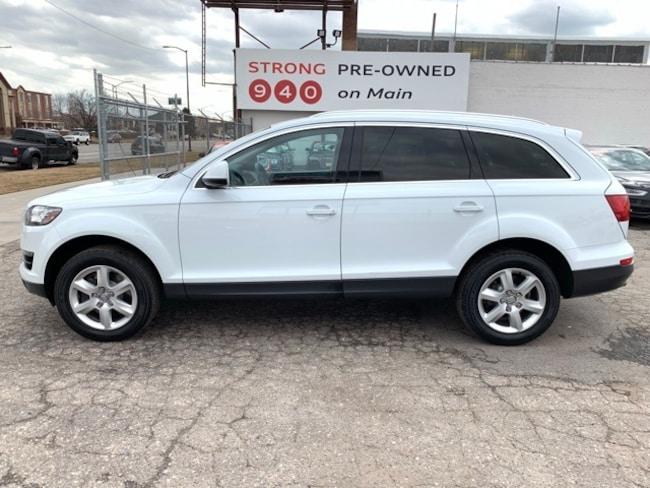 Used 2013 Audi Q7 3.0T Premium SUV for sale Salt Lake City UT
