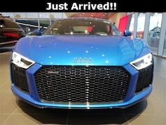 New Audi Models for sale 2018 Audi R8 5.2 V10 Coupe WUAEAAFX1J7902441 in Salt Lake City, UT