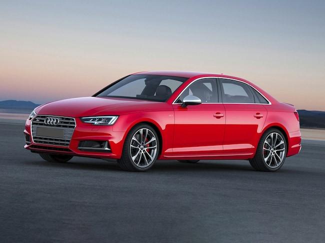 Used 2018 Audi S4 3.0T Premium Plus Sedan for sale Salt Lake City UT