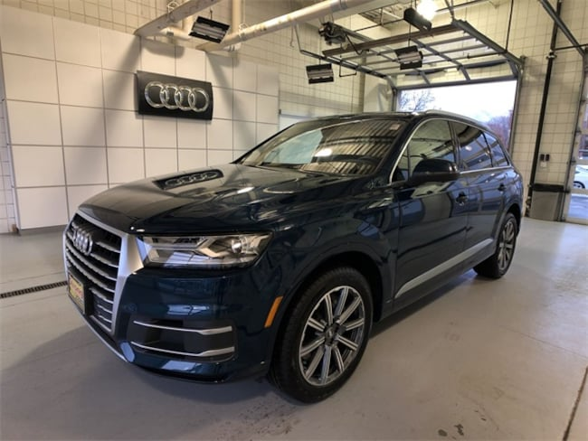 New 2019 Audi Q7 2.0T Premium SUV WA1AHAF7XKD018485 for sale/lease Salt Lake City UT
