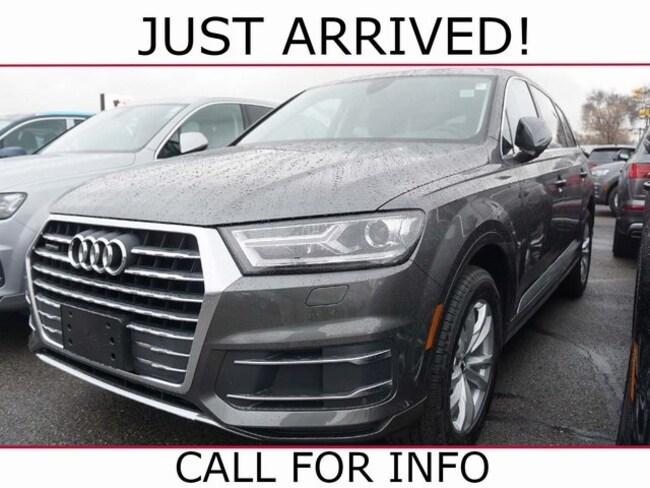 New 2019 Audi Q7 2.0T Premium SUV WA1AHAF79KD023127 for sale/lease Salt Lake City UT
