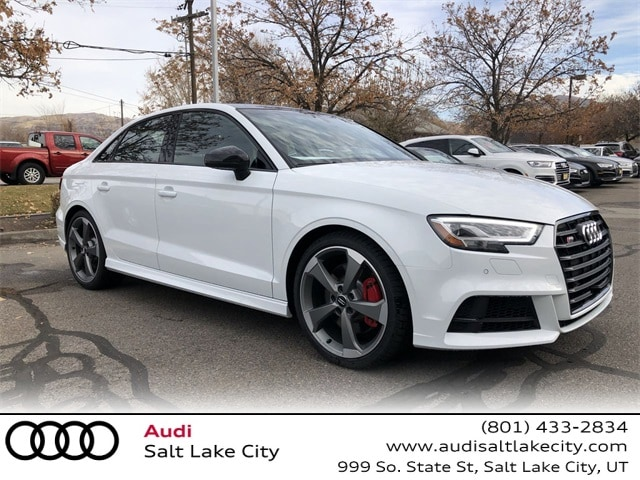 New Audi Models for sale 2019 Audi S3 2.0T Premium Plus Sedan in Salt Lake City, UT