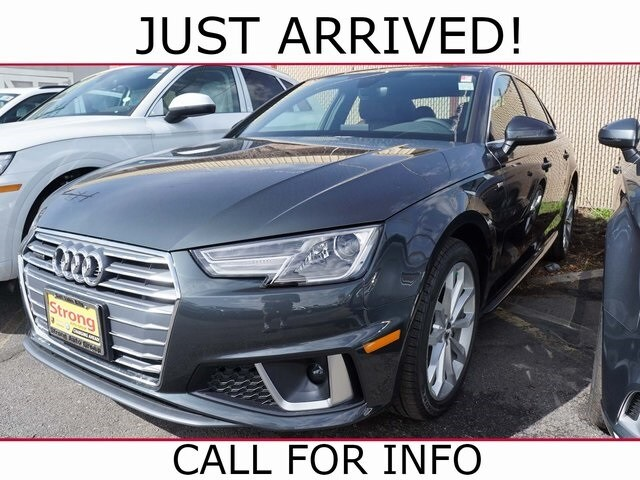 New Audi Models for sale 2019 Audi A4 2.0T Premium Sedan in Salt Lake City, UT