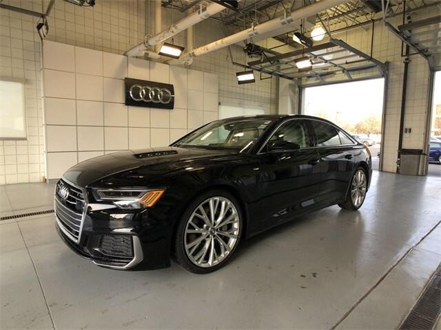New 2019 Audi A6 For Sale Lease Salt Lake City Ut Stock 311320