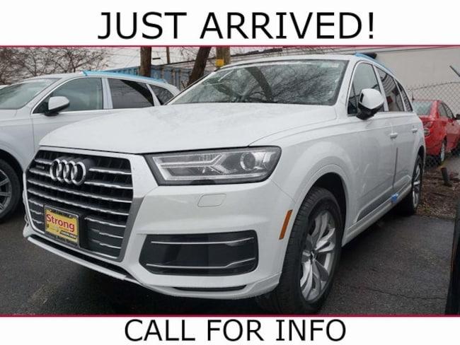 New 2019 Audi Q7 2.0T Premium SUV WA1AHAF75KD022816 for sale/lease Salt Lake City UT