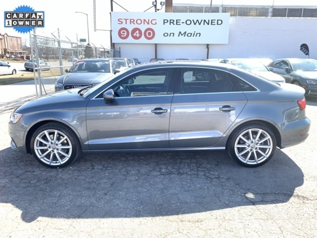Used 2015 Audi A3 2.0T Premium Plus Sedan for sale Salt Lake City UT