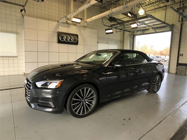 2018 Audi A5 2.0T Premium Plus Cabriolet WAUYNGF55JN017085