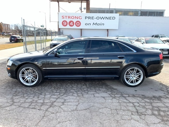 Used 2009 Audi A8 L 4.2 Sedan for sale Salt Lake City UT