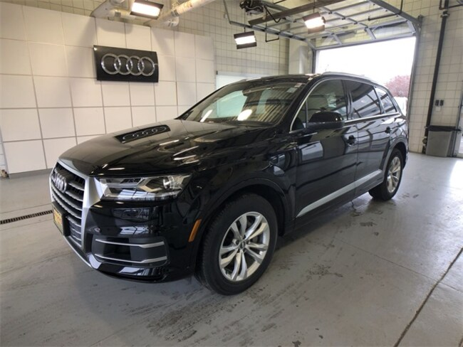 New 2019 Audi Q7 3.0T Premium SUV WA1AAAF78KD011426 for sale/lease Salt Lake City UT
