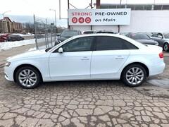 Used 2012 Audi A4 in Salt Lake City, UT