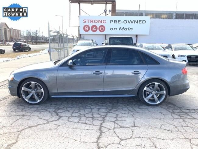 Used 2015 Audi A4 2.0T Premium Plus Sedan for sale Salt Lake City UT