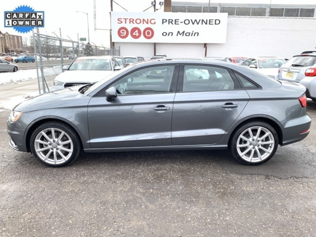 Used 2016 Audi A3 2.0T Premium Sedan for sale Salt Lake City UT