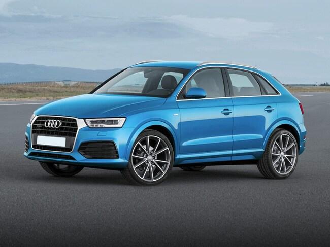 New 2018 Audi Q3 2.0T Premium Plus SUV WA1JCCFS5JR006891 for sale/lease Salt Lake City UT