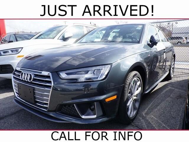 New Audi Models for sale 2019 Audi A4 2.0T Premium Plus Sedan in Salt Lake City, UT