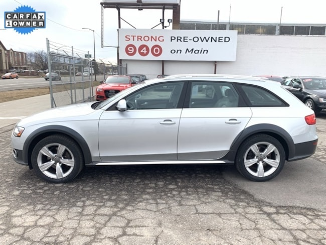 Used 2014 Audi allroad 2.0T Premium Plus Wagon for sale Salt Lake City UT