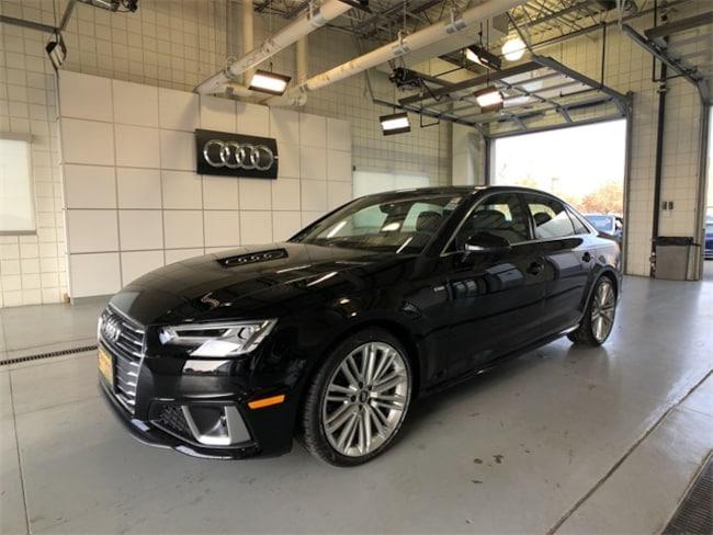New 2019 Audi A4 2.0T Premium Plus Sedan WAUENAF42KA008876 for sale/lease Salt Lake City UT