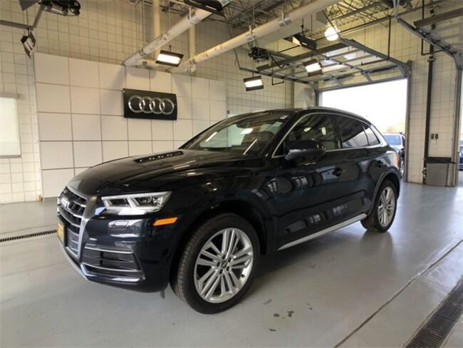 New 2018 Audi Q5 2.0T Tech Premium SUV WA1BNAFY3J2210623 for sale/lease Salt Lake City UT
