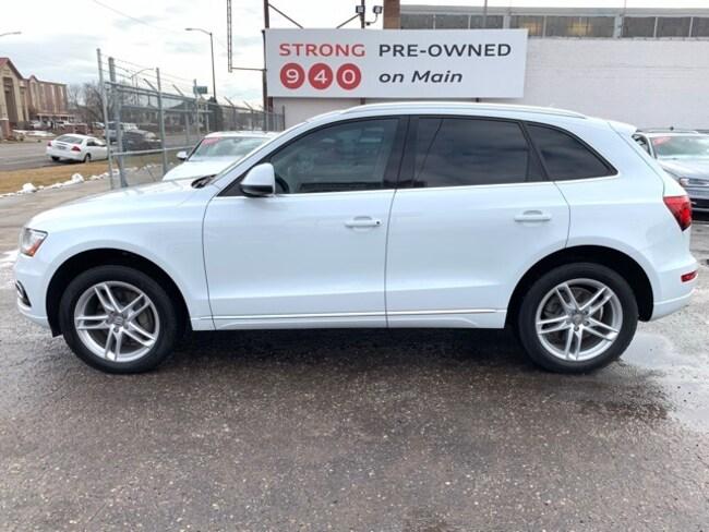 Used 2014 Audi Q5 3.0T Premium Plus SUV for sale Salt Lake City UT