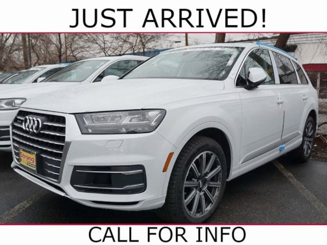 New 2019 Audi Q7 3.0T Premium Plus SUV WA1LAAF78KD013993 for sale/lease Salt Lake City UT