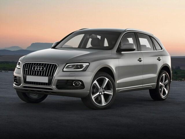Used Vehicles for sale 2016 Audi Q5 2.0T Premium Plus SUV in Salt Lake City, UT