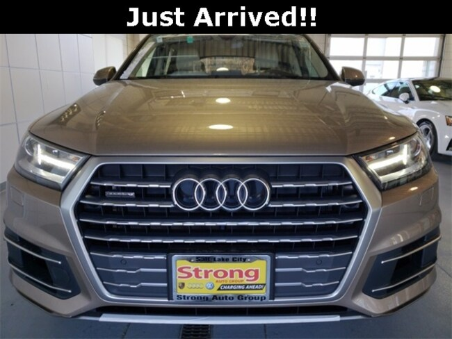 New 2019 Audi Q7 3.0T Premium SUV WA1AAAF73KD010037 for sale/lease Salt Lake City UT