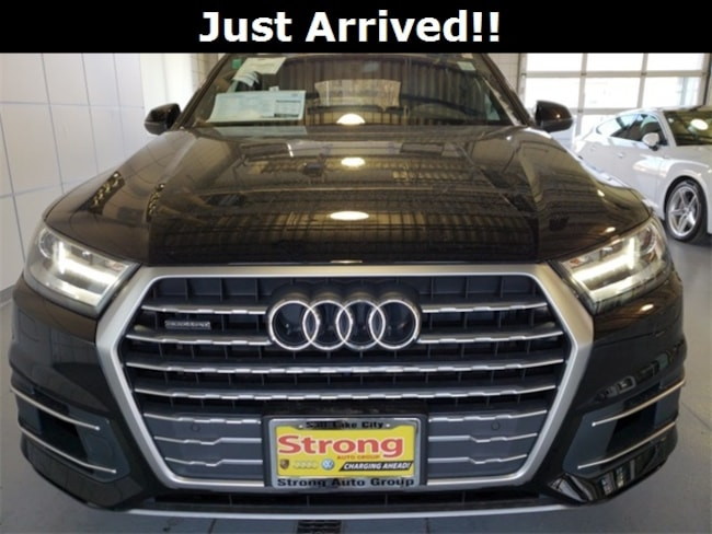 New 2019 Audi Q7 3.0T Premium SUV WA1AAAF77KD008646 for sale/lease Salt Lake City UT