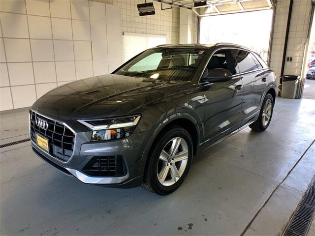 New Audi Models for sale 2019 Audi Q8 3.0T Premium SUV in Salt Lake City, UT