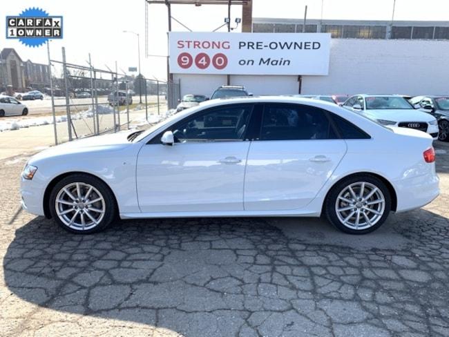 Used 2014 Audi A4 2.0T Premium Plus Sedan for sale Salt Lake City UT
