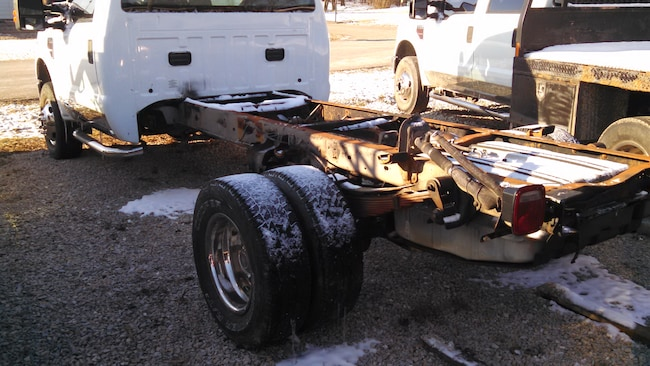 2008 Ford F-350 Chassis Cab XL Chassis Truck