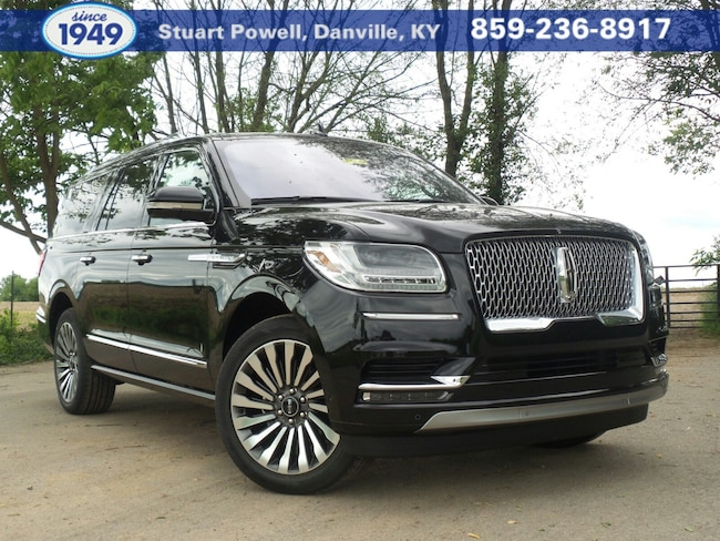 2019 Lincoln Navigator L/Reserve Utility Vehicle