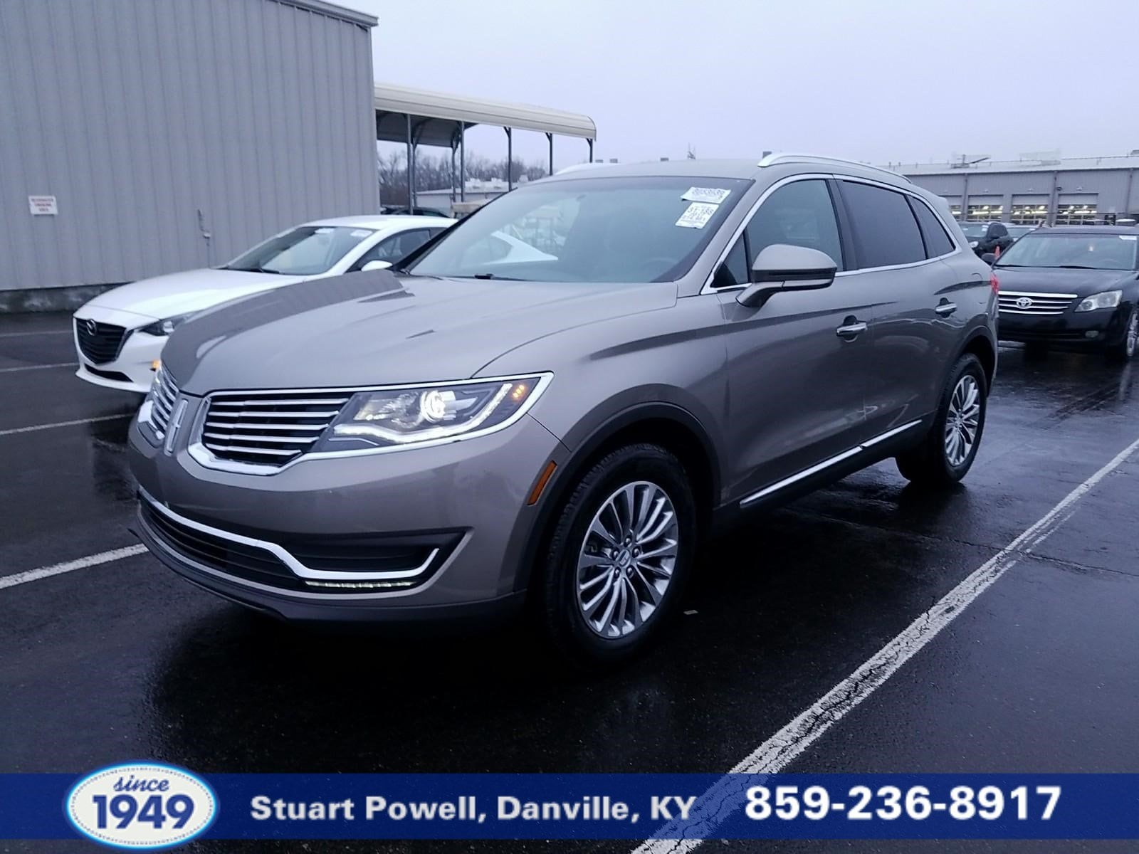 2017 Lincoln MKX AWD 101A SUV
