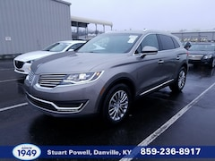 Used 2017 Lincoln MKX AWD 101A SUV