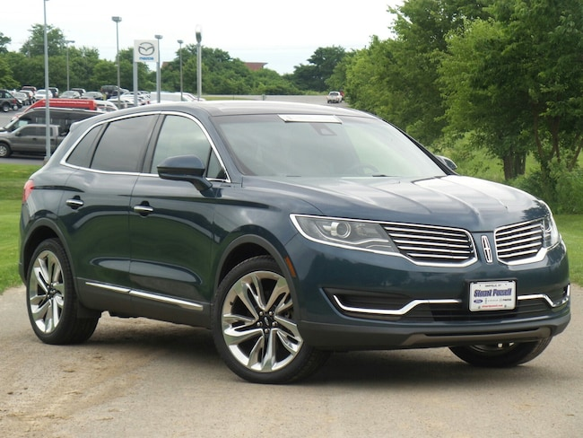 2016 Lincoln MKX AWD 102A SUV