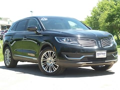 Used 2016 Lincoln MKX AWD 102A SUV