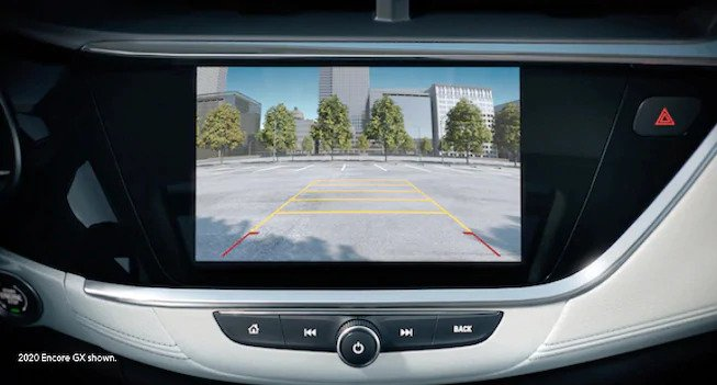 2021 Buick Envision Safety