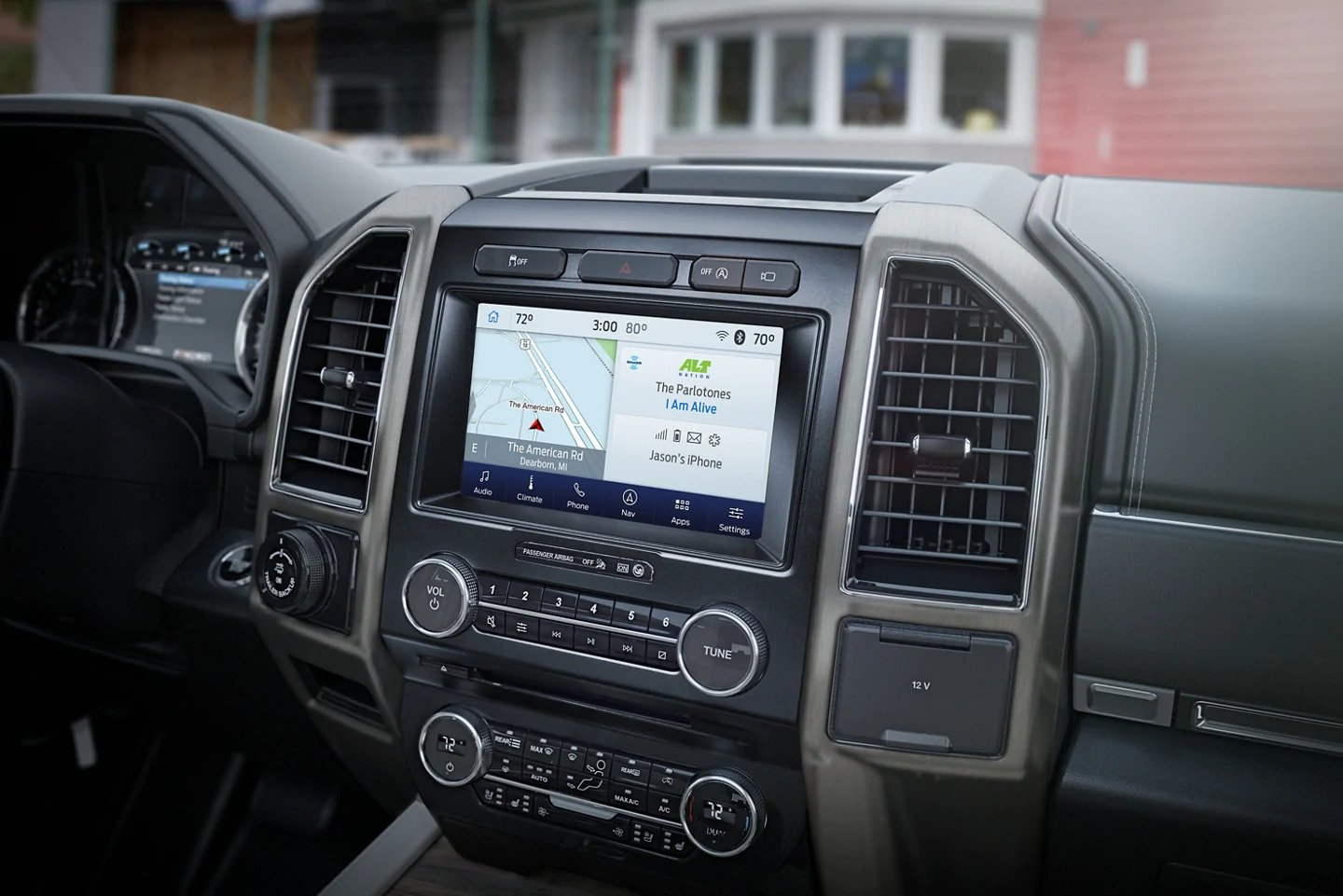2021 Ford Expedition Style