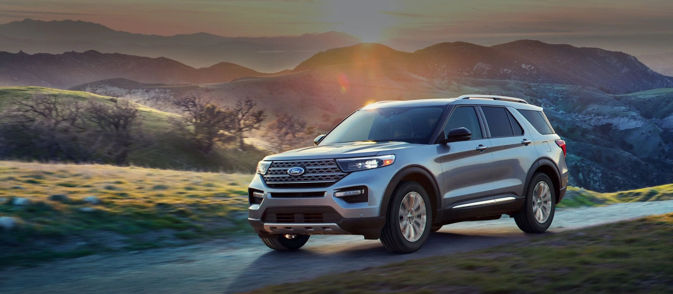 2021 Ford Explorer at Stuckey Ford