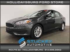 2015 Ford Focus SE 2.0L Direct Injection FWD