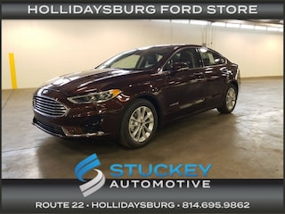 2019 Ford Fusion Hybrid SEL SEL FWD