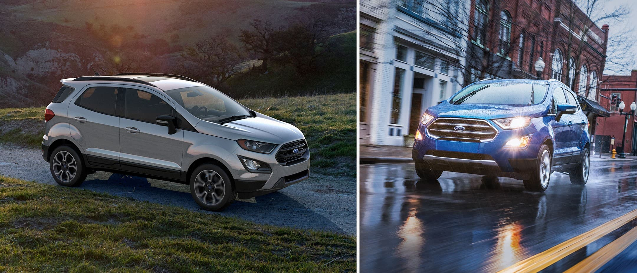 2020 Ford EcoSport at Stuckey Ford